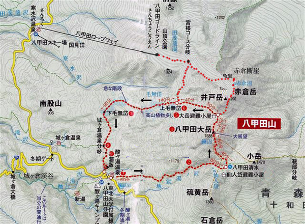 Hakkouda_map_02